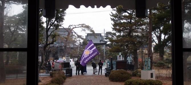 安積高校 卒業式(3月1日)