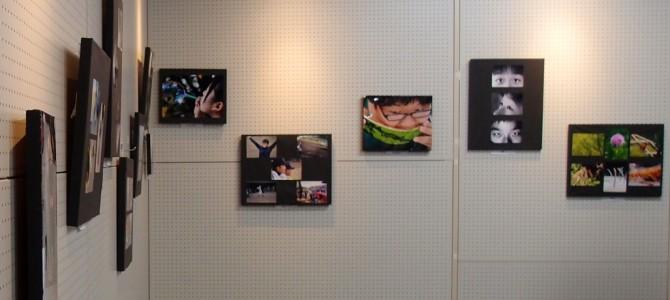 安積高校写真部による写真展